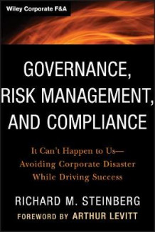 Governance, Risk Management, and Compliance av Steinberg (Innbundet)