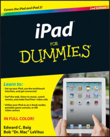 iPad For Dummies av Edward C. Baig og Bob LeVitus (Heftet)