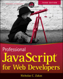 Professional JavaScript for Web Developers av Nicholas C. Zakas (Heftet)