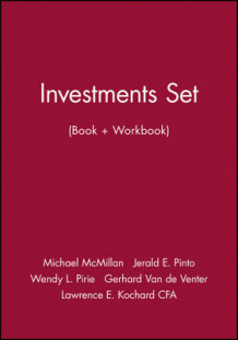 Investments Set (Book + Workbook) av Michael G. McMillan, Jerald E. Pinto, Wendy L. Pirie, Gerhard Van de Venter og Lawrence E. Kochard (Innbundet)