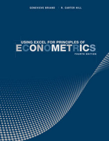 Using Excel for Principles of Econometrics av R. Carter Hill, William E. Griffiths, Mark Andrew Lim og Genevieve Briand (Heftet)