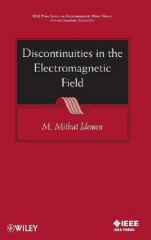 Discontinuities in the Electromagnetic Field av M. Mithat Idemen (Innbundet)
