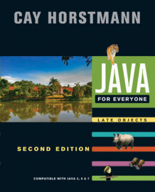 Java for Everyone av Cay S. Horstmann (Heftet)