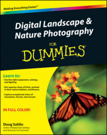 Digital Landscape and Nature Photography For Dummies av Doug Sahlin (Heftet)