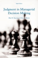 Judgment in Managerial Decision Making av Max H. Bazerman og Don A. Moore (Innbundet)