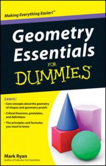 Geometry Essentials for Dummies av Mark Ryan (Heftet)