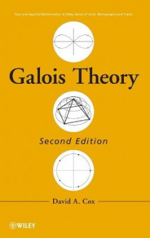 Galois Theory av David A. Cox (Innbundet)