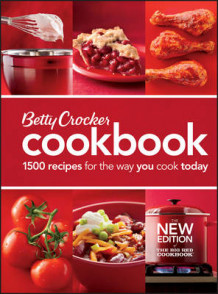 Betty Crocker Cookbook av Betty Crocker (Spiral)