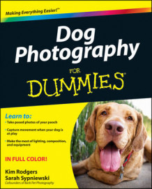 Dog Photography For Dummies av Kim Rodgers, Sarah Sypniewski og Consumer Dummies (Heftet)
