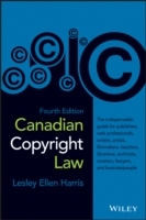 Canadian Copyright Law av Lesley Ellen Harris (Heftet)