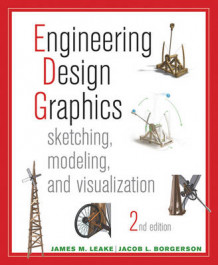 Engineering Design Graphics av James Leake (Heftet)