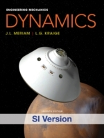 Engineering Mechanics 7E Dynamics SI Version av James L. Meriam og L. G. Kraige (Heftet)