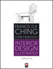 Interior Design Illustrated, Third Edition av Francis D. K. Ching og Corky Binggeli (Heftet)