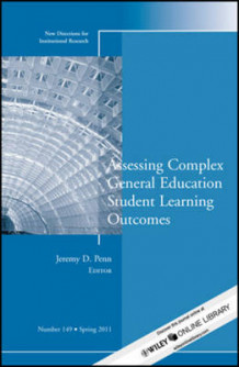 Assessing Complex General Education Student Learning Outcomes (Heftet)