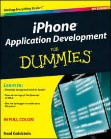 iPhone Application Development For Dummies av Neal Goldstein (Heftet)