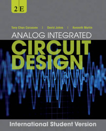 Analog Integrated Circuit Design av Tony Chan Carusone, David A. Johns og Kenneth W. Martin (Heftet)