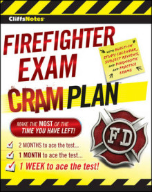 CliffsNotes Firefighter Exam Cram Plan av Inc. Northeast Editing (Heftet)