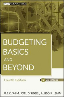 Budgeting Basics and Beyond av Dr. Jae K. Shim, Joel G. Siegel og Allison I. Shim (Innbundet)