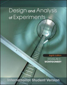Design and Analysis of Experiments av Douglas C. Montgomery (Heftet)