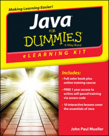 Java eLearning Kit For Dummies av Mueller, og John Paul (Heftet)