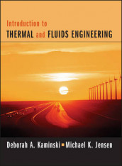 Introduction to Thermal and Fluids Engineering av Michael K. Jensen og Deborah Kaminski (Heftet)