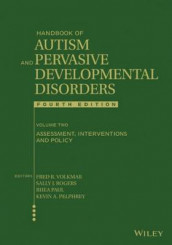 Handbook of Autism and Pervasive Developmental Disorders av Rhea Paul, Kevin A. Pelphrey, Sally J. Rogers og Fred R. Volkmar (Innbundet)