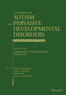 Handbook of Autism and Pervasive Developmental Disorders av Fred R. Volkmar, Rhea Paul, Sally J. Rogers og Kevin A. Pelphrey (Innbundet)