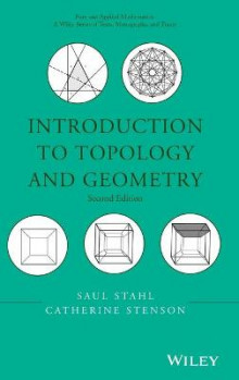 Introduction to Topology and Geometry av Saul Stahl og Catherine Stenson (Innbundet)