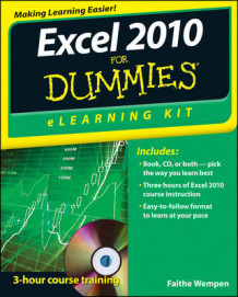Excel 2010 eLearning Kit For Dummies av Faithe Wempen (Heftet)
