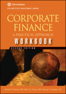 Corporate Finance Workbook av Michelle R. Clayman, Martin S. Fridson og George H. Troughton (Heftet)