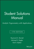 Analytic Trigonometry with Applications 11E Student Solutions Manual av Raymond A. Barnett, Michael R. Ziegler, Karl E. Byleen og Dave Sobecki (Heftet)