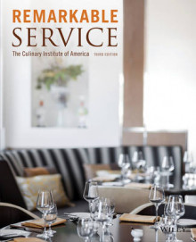 Remarkable Service av The Culinary Institute of America (CIA) (Heftet)