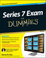 Omslag - Series 7 Exam For Dummies