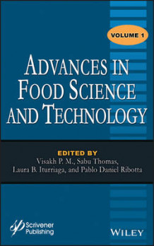 Advances in Food Science and Technology: v. 1 (Innbundet)