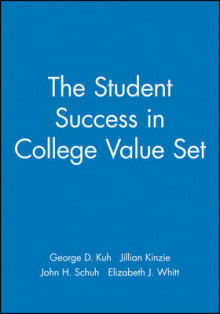 The Student Success in College Value Set av George D. Kuh, Jillian Kinzie, John H. Schuh og Elizabeth J. Whitt (Heftet)
