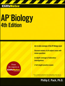 CliffsNotes AP Biology av Phillip E. Pack (Heftet)
