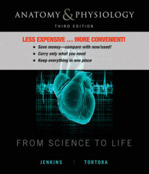 Anatomy and Physiology From Science to Life 3E Binder Ready Version av Jenkins (Perm)