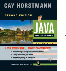 Java for Everyone av Cay S Horstmann (Perm)