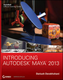 Introducing Autodesk Maya 2013 av Dariush Derakhshani (Heftet)