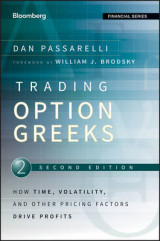 Omslag - Trading Options Greeks