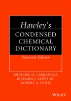 Hawley's Condensed Chemical Dictionary av Robert A. Lewis (Innbundet)
