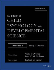 Handbook of Child Psychology and Developmental Science av Willis F. Overton og Peter C. M. Molenaar (Innbundet)