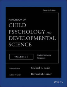Handbook of Child Psychology and Developmental Science av Michael E. Lamb (Innbundet)