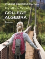 Student Solutions Manual to accompany College Algebra, 3e av Cynthia Y. Young (Heftet)