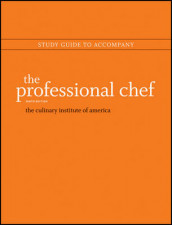 Study Guide to accompany The Professional Chef, 9e av The Culinary Institute of America (CIA) (Heftet)