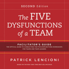 The Five Dysfunctions of a Team: Facilitator's Guide Set av Patrick M. Lencioni (Heftet)