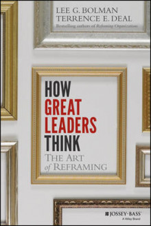 How Great Leaders Think av Lee G. Bolman og Terrence E. Deal (Innbundet)