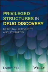 Omslag - Privileged Structures in Drug Discovery