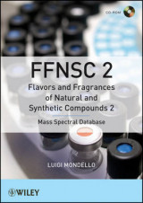 Omslag - Mass Spectra of Flavors and Fragrances of Natural and Synthetic Compounds (Upgrade)
