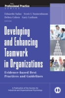 Developing and Enhancing Teamwork in Organizations (Innbundet)